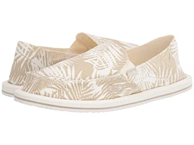 Sanuk Donna Palm (Birch Palm) Women