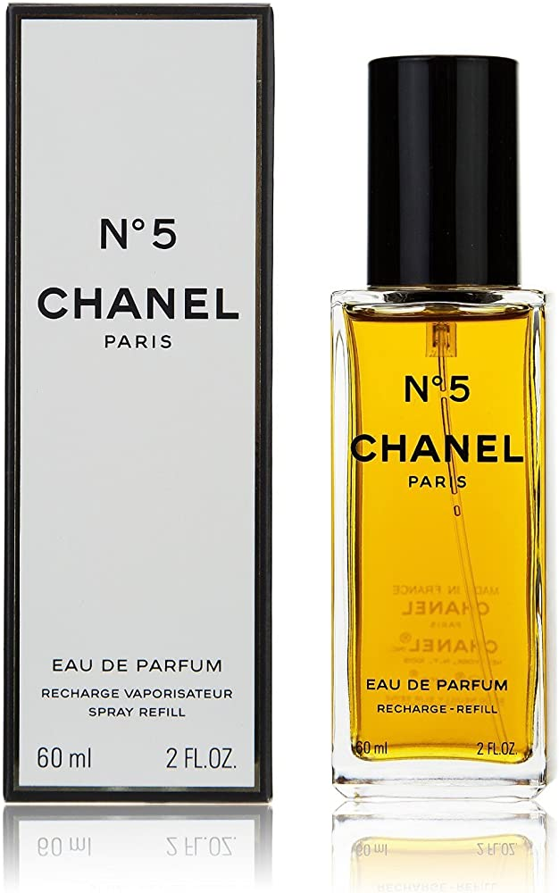 Chanel, no.5 - eau de parfum, donna 60 ml,vapo 3145891254709