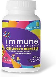 Sponsored Ad - Immune Health Basics - Wellmune beta glucan (Children's Chewables)