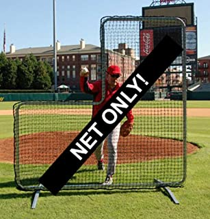 Procage Pitcher's L-Screen Replacement Net, 7 x 7-Fet (No frame included)