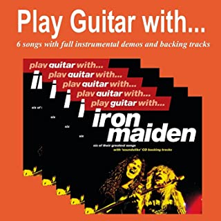 Best the trooper guitar backing track Reviews