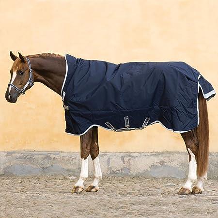 Horseware Rambo Original to Turnout 0g Gr/ün//Silber Weidedecke Outdoordecke Regendecke