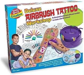 Small World Toys Creative - Airbrush Tattoo Workshop