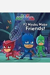 PJ Masks Make Friends! Kindle Edition
