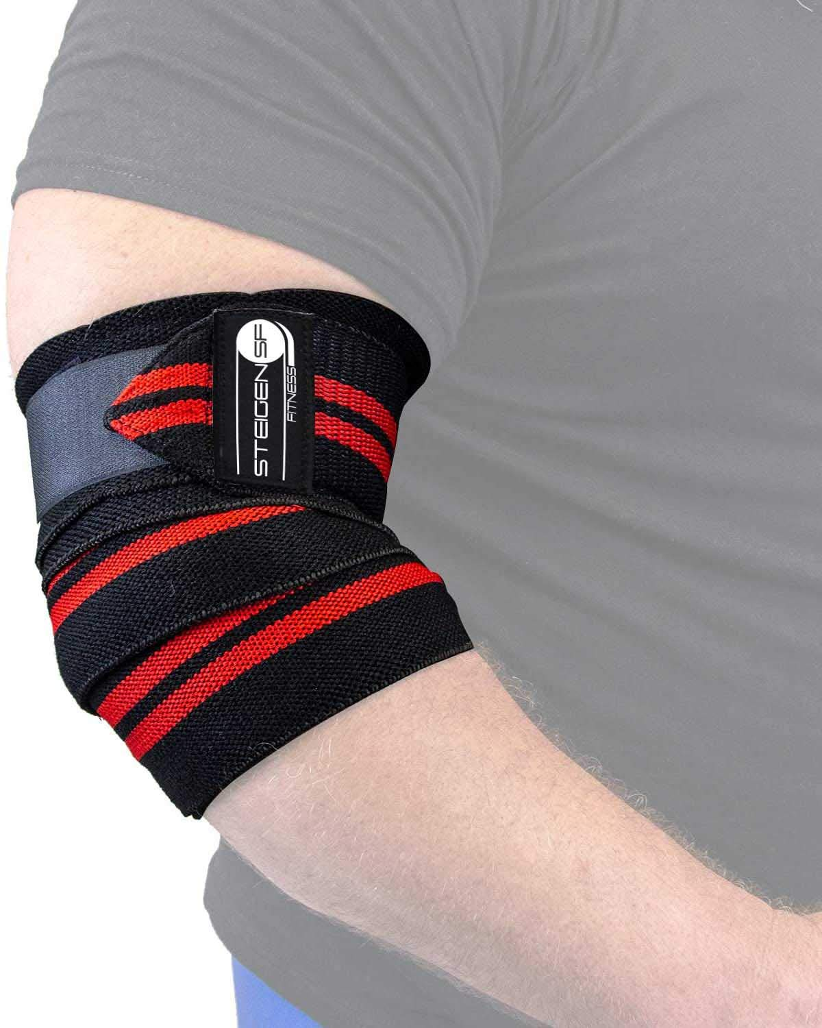 Protector Austodex elbow Sleeve Power lifting Weight lifting elbow pair