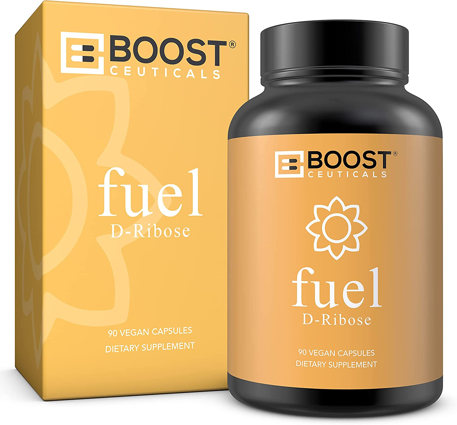 Super Brand new popular specialty store BoostCeuticals D Ribose Vegan No P Additives Stearates –