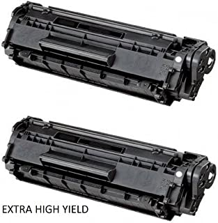 Global Cartridges Compatible Toner Cartridge Replacement for HP 85A / HP CE285A Extra High Yield Black(3,000 Pages) for Laserjet P1102, M1212NF MFP Printers (2-Pack)