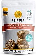 Good Dee's Carrot Muffin & Cake Baking Mix - Low Carb Keto Baking Mix (3g Net Carbs Per Serving) | Sugar-Free, Gluten-Free...