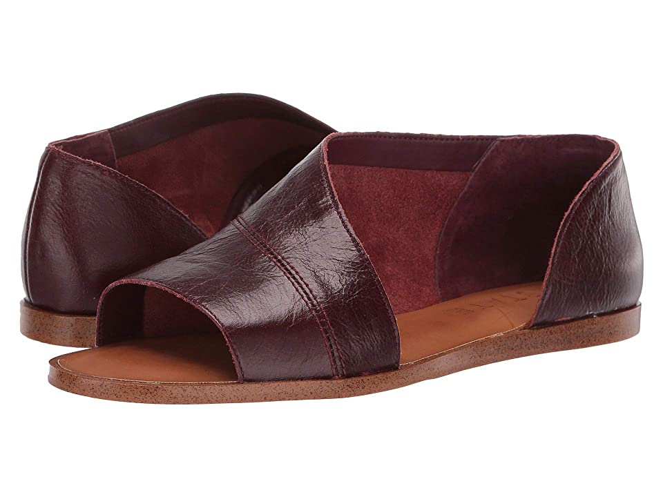 1.STATE Celvin (Wine New Forest Distressed) Women