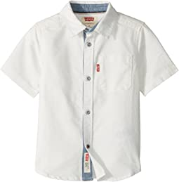 Levi's® Kids - The Smith Short Sleeve Shirt (Toddler)