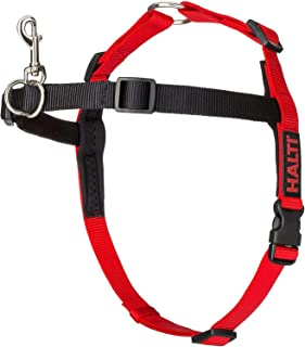 Halti Front Control Dog Harness, No Pull Harness for Small Dogs, Stop Dog Pulling on Walks with Halti Dog Harnesses, for S...