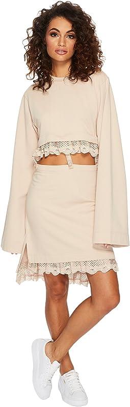 Fenty Kimono Sleeve T-Shirt