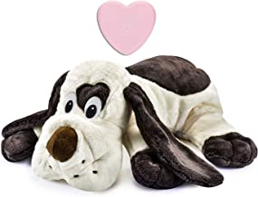 Moropaky Puppy Toy with Heartbeat Dog Training Toy for Separation Anxiety Claming..