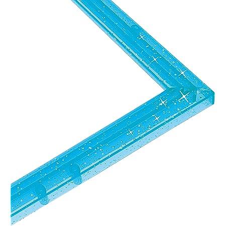 エポック社パズルフレームクリスタルパネルキラブルー(18.2x25.7cm)(パネルNo.1-ボ)