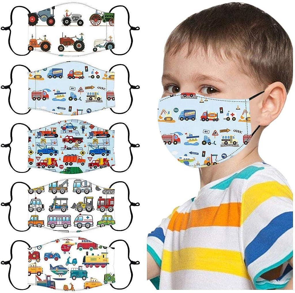 Kids Many popular brands Face Regular discount Masks 5 6 Washable Pcs Reusable Cloth Mask