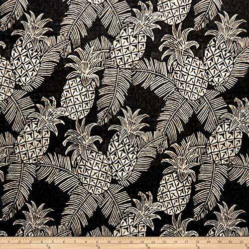 Tommy Bahama Outdoor Carate Batik Noche Fabric by The Yard