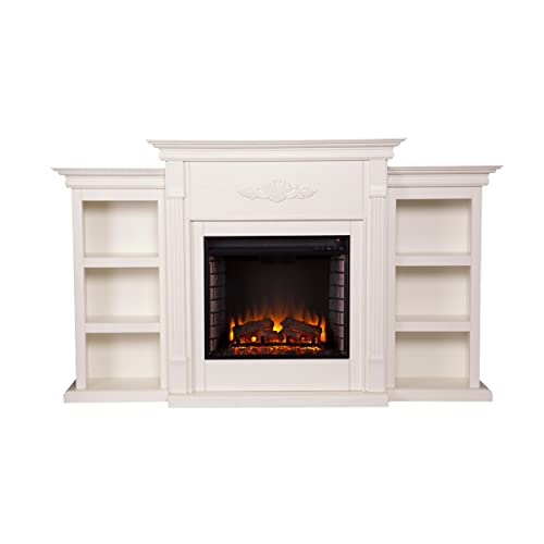 Large Electric Fireplace Amazon Com
