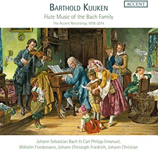 Flute Music of the Bach F