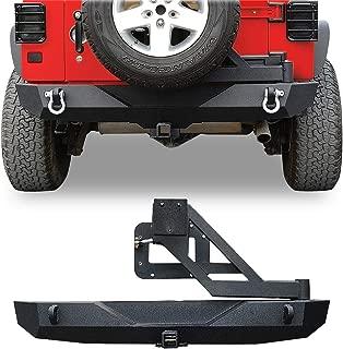 Best evo tire carrier jk Reviews