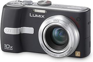 Panasonic Lumix DMC TZ1EG K Digitalkamera (5 Megapixel) schwarz