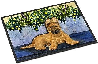 "Caroline's Treasures SS8180MAT Briard Indoor Outdoor Doormat, 18"" x 27"", Multicolor"