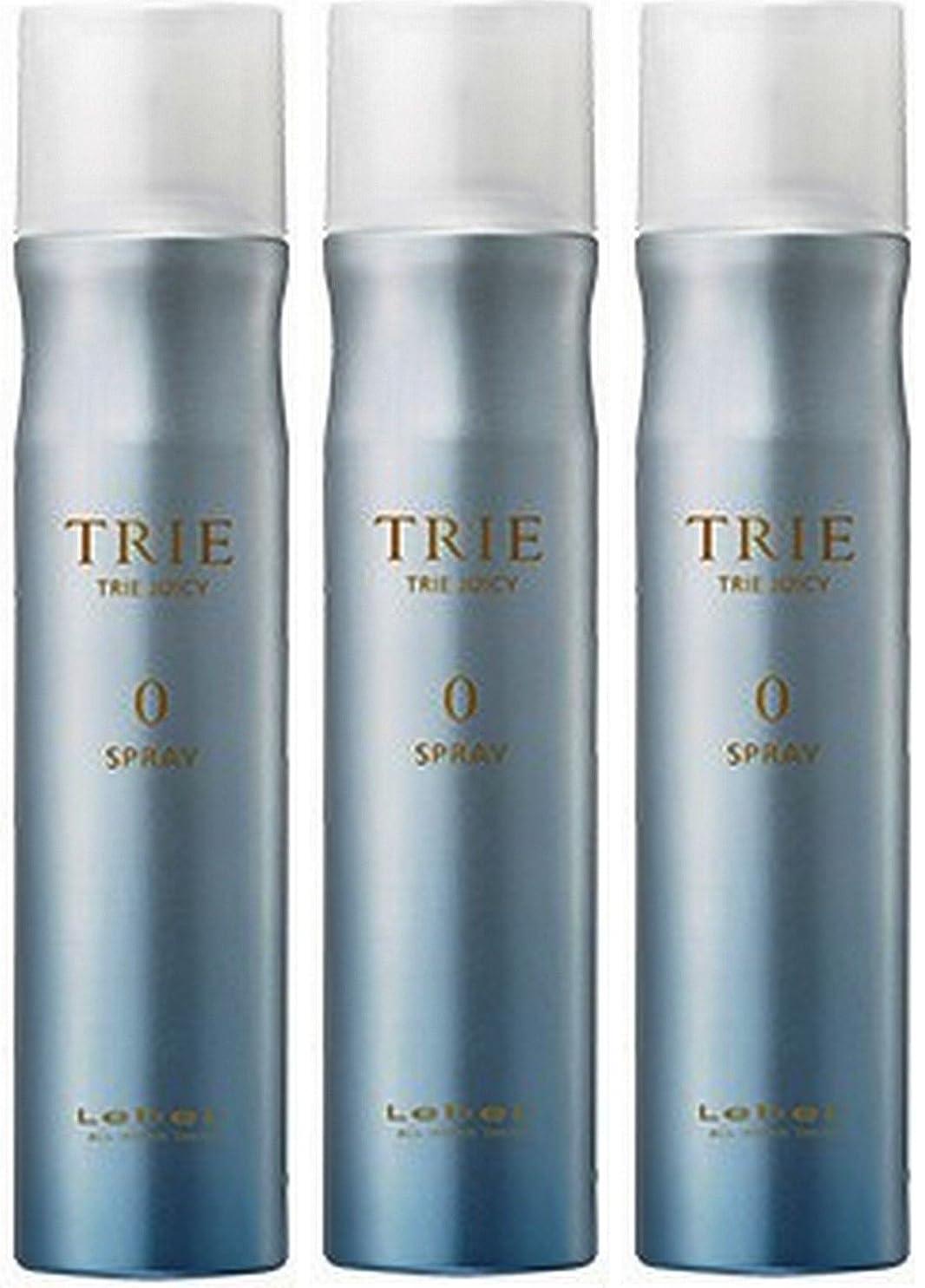 くしゃくしゃ薬先例ルベル トリエ ジューシースプレー0 170g ×3個セット Lebel Trie スタイリング