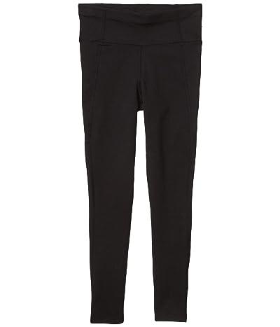 PACT Organic Cotton High-Waist Leggings (Black) Women
