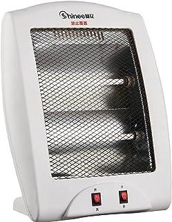 FeiGuoQiang Calefactor: Calefactor de Tubo de Cuarzo, Dos lámparas oscuras, Calefactor Anti-caídas de Calefactor doméstico (305mmX140mmX365mm) Garaje Calentador Comercial