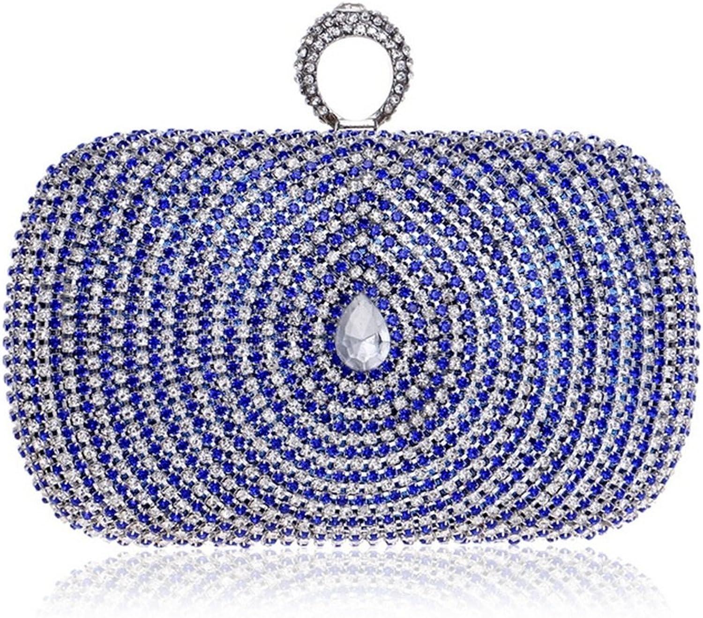 Frauen Diamant Abendtasche Damen Luxus Luxus Luxus Kleid Clutch Handtasche Handtasche Umhängetasche B07F5K25JX  Das hochwertigste Material b6dfd5