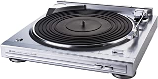 Denon DP-29FE Turntable | Fully-Automatic | Selectable ON/OFF Phono Pre-Amp | Simple Set-up | Aluminium Platter & Chassis...
