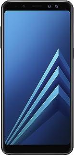 Samsung Galaxy A8 (2018) Enterprise Edition Dual-SIM 32GB SM-A530F Factory Unlocked 4G Smartphone (Black) - International ...
