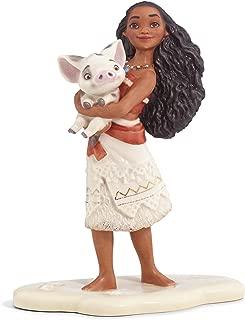 Lenox Disney's Moana & Pet Pua Figurine