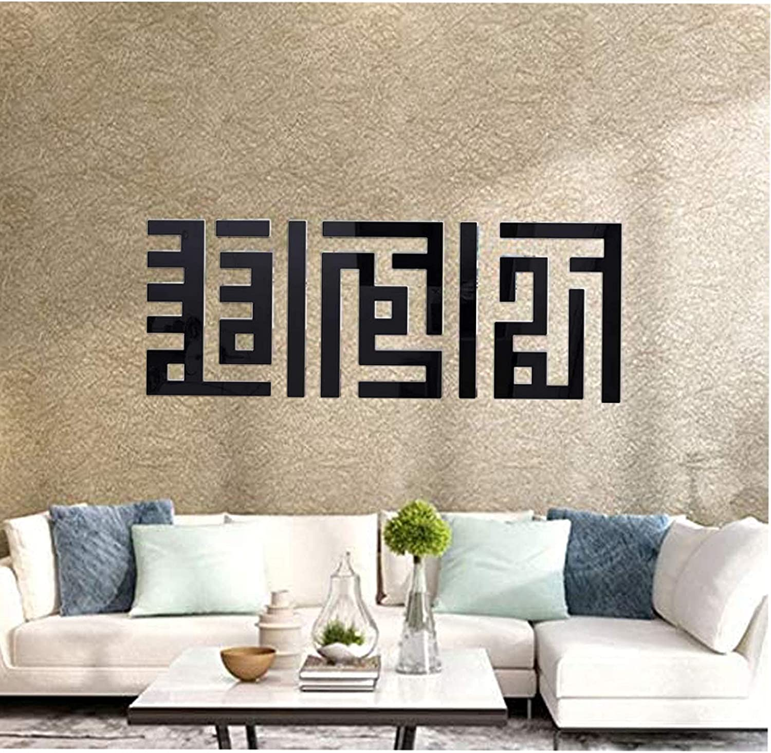 WELLSTRONG 3D Wall Mirror Stickers Acrylic Removabl Max 52% OFF Style Save money