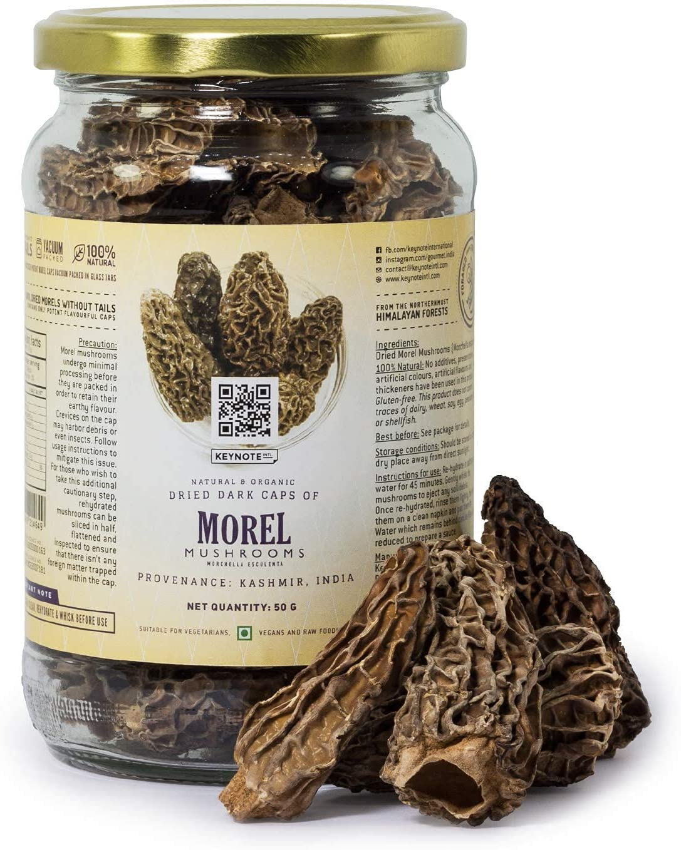 Trisha Keynote Morel San Diego Mall Mushrooms Dried Rare Without Dark Large Morels