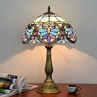 Art Deco kreatywna lampa stołowa, używana w salonie, sypialnia, stolik nocny, bar, jest najlepszym prezentem dla rodziny
