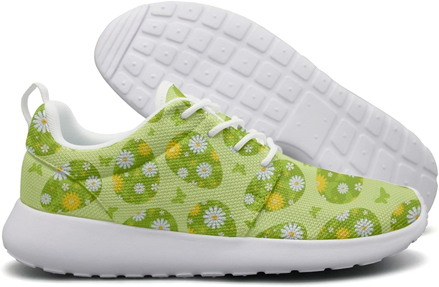 Opr7 Easter Green Daisy eau so Fresh Running shoes Lightweight Women Sneaker Athletic Comfort