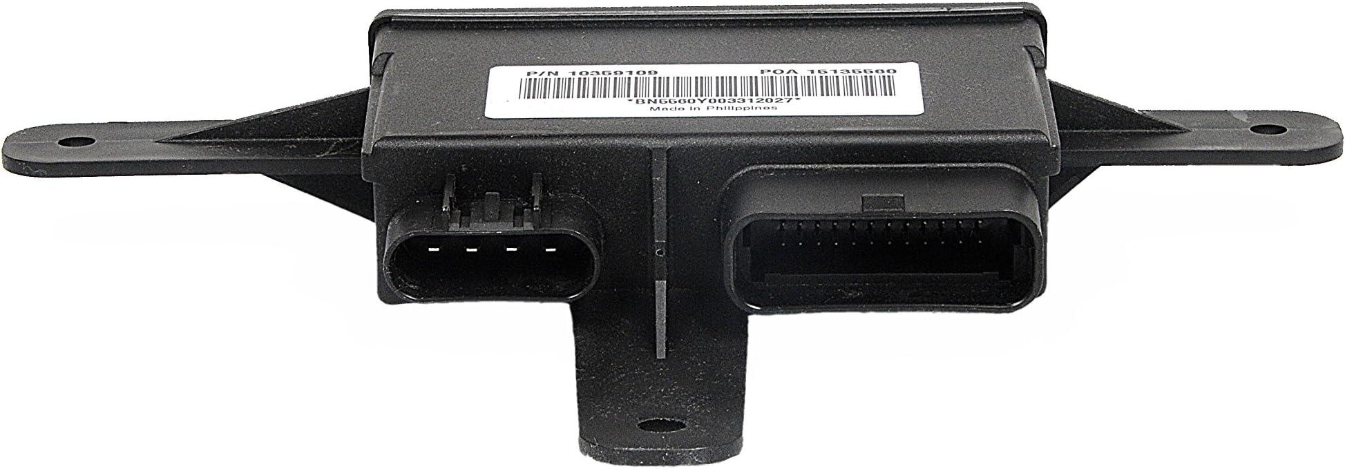ACDelco 10359109 GM Original Equipment Rear Body Control Module