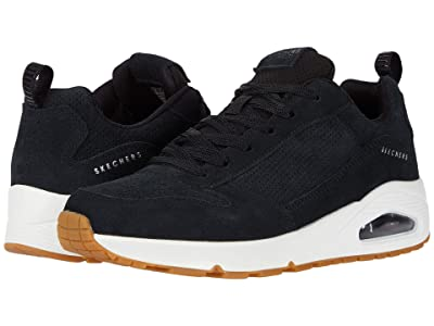 SKECHERS Uno (Black) Men