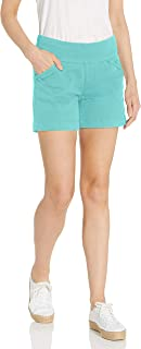 """Jag Jeans Women's Ainsley Pull on 5"""" Short"""