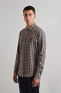Camisa Pf Vichy Botone Inv 19 Reserva