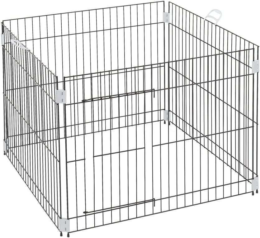 Ferplast Puppy Fence Dog Training Max 58% OFF An Folding mesh Indoor Cheap mail order shopping