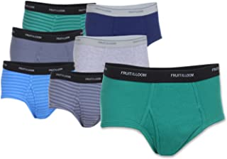 Fruit of the Loom Mid-Rise Briefs 12-Pack