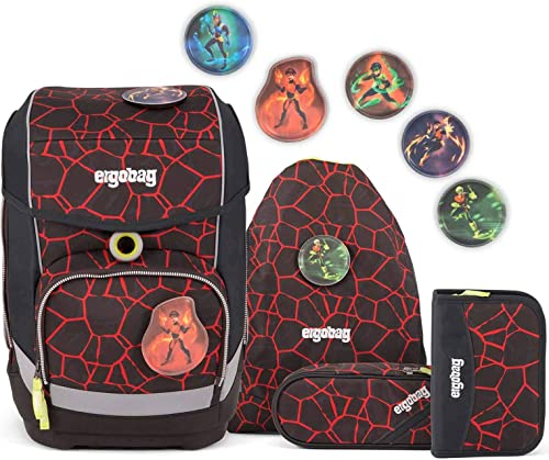 compras online de deportes Ergobag School Backpack Backpack Backpack Set (Set of 5) Cubo Sintético 19 I  cómodo