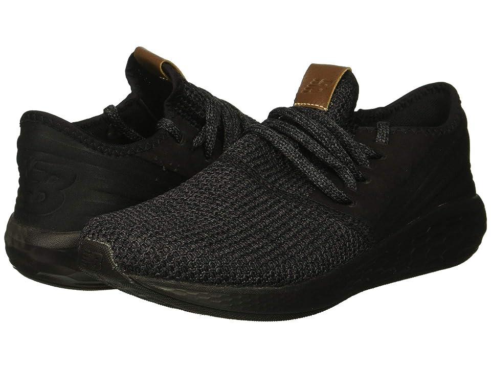 New Balance Kids KJCZDv2G (Big Kid) (Black/Magnet) Kids Shoes