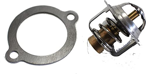 KAWASAKI Gas Mule Engine KAF620 Thermostat Replacement with Gasket product image