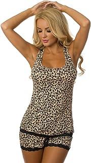 Velvet Kitten Lingerie Electric Lace Sexy PJ Sleepwear Shorts Set 562856-2439