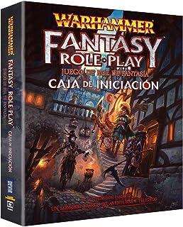 Devir - Caja de iniciación de Warhammer, Juego de rol de fantasía (WFCAIN): Amazon.es: Juguetes y juegos