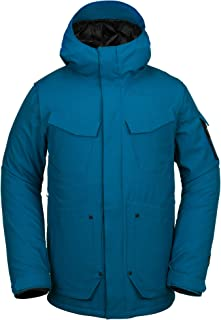 Men's VCO Inferno Insulated 2 Layer Stretch Snow Jacket