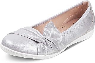 tresmode Women Casual Slip-on Belly Flats Ballet Flats Ballerina