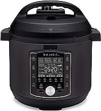 Cuiseur électrique multifonctionnel Instant Pot Pro 10-en-1 - Autocuiseur, Mijoteuse, Cuiseur à riz, Vapeur, Sauté, Stéril...
